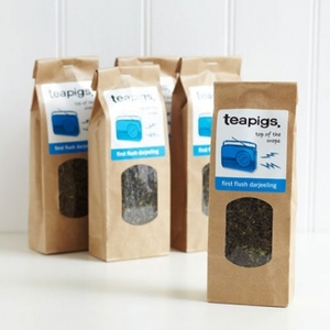 First Flush Darjeeling (2012 Singbulli Estate) from Teapigs