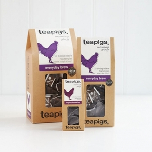 Everyday Brew (English Breakfast) from Teapigs