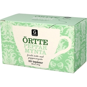 Örtte Pepparmynta from Garant