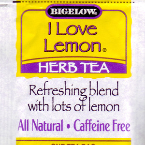 I Love Lemon from Bigelow