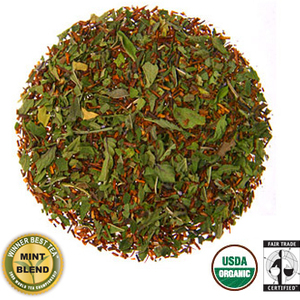 Peppermint Rooibos Tea by Rishi Tea