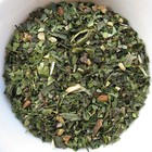 Organic Peppermint Mate from Tea Infusion