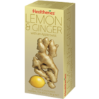 Lemon & Ginger with an Apple twist from Healtheries