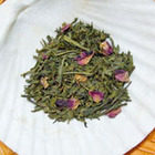 Pomegranate Green from Spice Traders and Teas