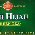 Green Tea from Kepala Djenggot