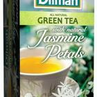 Green Tea with Natural Jasmine Petals from Dilmah