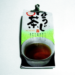 Hojicha - roasted green tea from Marufuji
