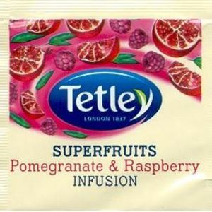 Superfruits Pomegranate & Raspberry from Tetley