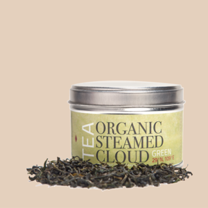 Organic Steamed Cloud from Hugo Tea Company