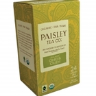 Organic Ginger Green from Paisley Tea Co