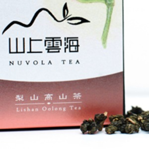 Taiwan Lishan Oolong Tea from Nuvola Tea