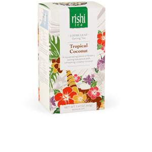 Tropical Coconut from Rishi Tea