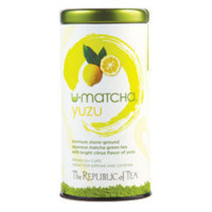 UMatcha Yuzu from The Republic of Tea
