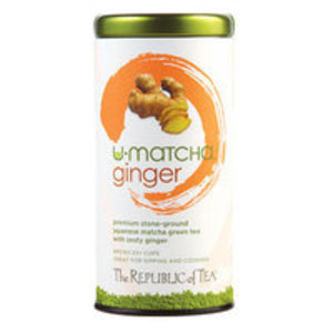 UMatcha Ginger from The Republic of Tea