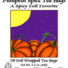 Pumpkin Spice from Eastern Shore Tea Company