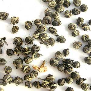 Jasmine Pearls from California Tea House