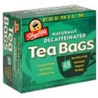 Tea Bags - Naturally Decaffeinated from ShopRite