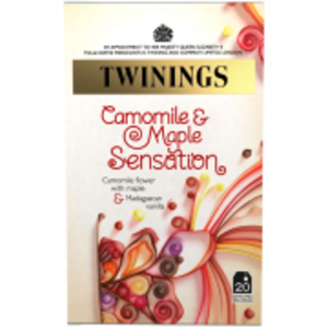 Camomile and Maple Sensation from Twinings