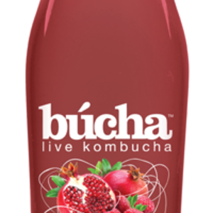 Raspberry Pomegranate from Búcha