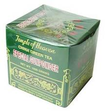 Special Gunpowder Green Tea from Temple Of Heaven