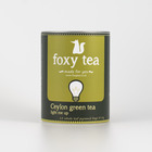 Ceylon green tea from Foxy tea