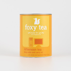 Afternoon tea from Foxy tea
