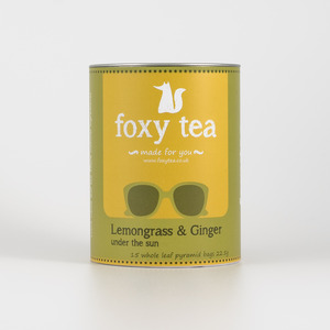 Lemongrass & Ginger from Foxy tea