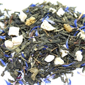Tropical Green from Sub Rosa Tea