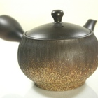 Japanese Tokoname Kyusu &#x27;Primitive Modern&#x27; from Zen Tea