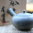 Japanese hand-made Tokoname Kyusu 'Tranquility' from Zen Tea