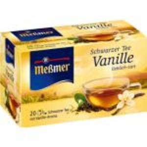 Vanilla Black Tea from Meßmer