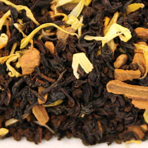 Pumpkin Spice Black Tea from Chado