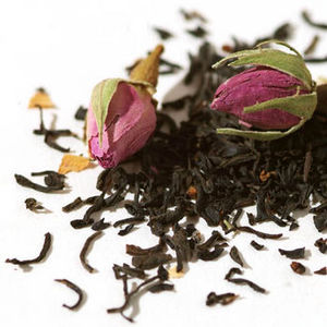 Keemun and Whole Rose from Jing Tea