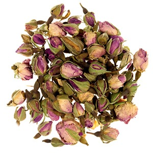 Rosebuds from Nothing But Tea