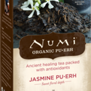 Jasmine Pu-erh from Numi Organic Tea