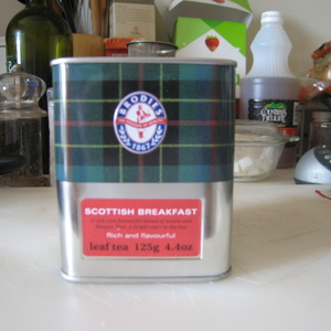 Scottish Breakfast from Brodie's