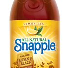 Lemon Tea from Snapple