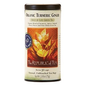Organic Turmeric Ginger from The Republic of Tea