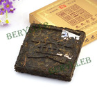 Yunnan Menghai 99 Brick Tea Ripe Pu&#x27;er Tea 2010 from Menghai Tea Factory( purchased from berylleb ebay)