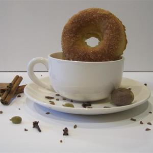 Spiced Doughnut Chai from Compass Teas