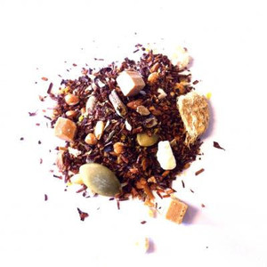Pumpkin Pie Rooibos from Tea Largo
