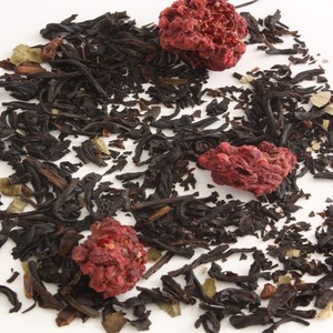 Raspberry Black (Organic and Fair Trade) from Praise Tea Company
