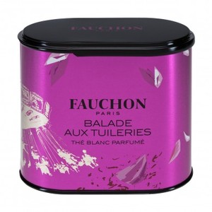 Balade Aux Tuileries (Loose Tea Tin) from Fauchon