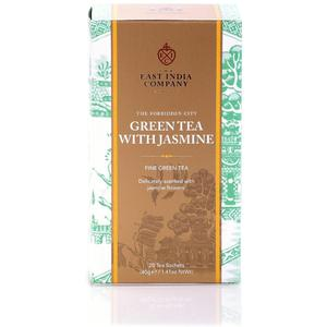 The Forbidden City Green Tea With Jasmine Tea Bags from The East India Company