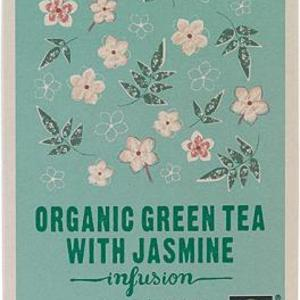 Organic Green Tea with Jasmine from Marks & Spencer Tea
