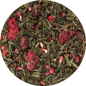 Strawberry Orchid from Uniq Teas