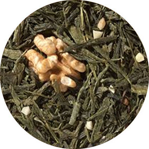 Maple Walnut Sencha from Uniq Teas