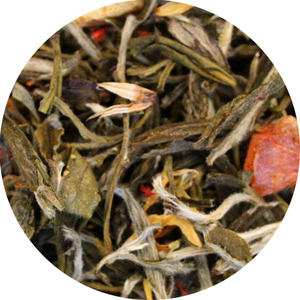 White Orange Ginger Peach from Uniq Teas