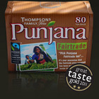 Fairtrade (Borengajuli and Phulbari) from Punjana (Thompson&#x27;s Family Teas)