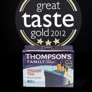 Titanic Tea from Punjana (Thompson's Family Teas)